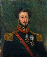 John Simpson~Portrait of D. Pedro IV