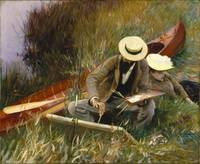 John Singer Sargent~An Out-of-Doors Study