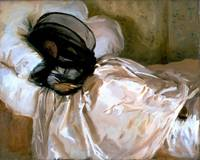 John Singer Sargent~The Mosquito Net