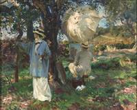 John Singer Sargent~The Sketchers