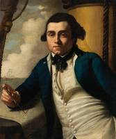 John Webber~William Bligh