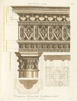 John Wilkes, of Milland House~Design for a Norman