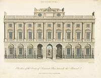 John Wilkes, of Milland House~Elevation of the Fro