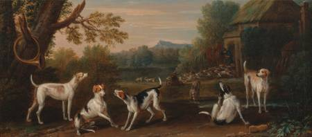 John Woodton~Releasing the Hounds