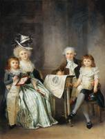 Marguerite Gérard~An Architect and His Family