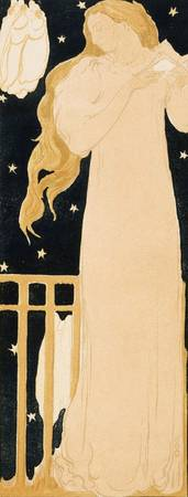 Maurice Denis~The Blessed Damsel