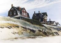 Edward Hopper~Cottages at Wellfleet
