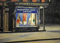 Edward Hopper~Drug Store