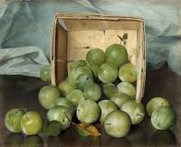 Joseph Decker~Green Plums