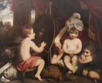 Joshua Reynolds~The Infant Academy
