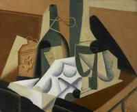 Juan Gris~The White Tablecloth