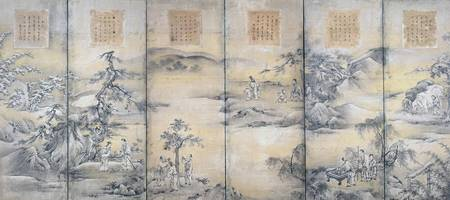 Kano Eitoku~Twenty-four Paragons of Filial Piety