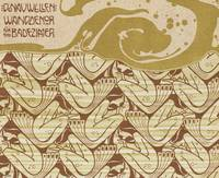 Koloman Moser~Waves of the Danube wall decoration