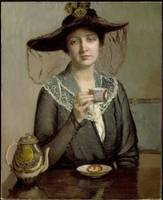 Lilla Cabot Perry~A Cup of Tea
