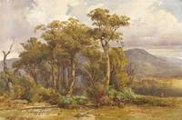 Louis Buvelot~Yarra flats