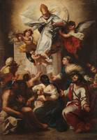 Luca Giordano~St. Nicholas of Bari Saves the Young