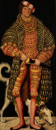 Lucas Cranach the Elder~Duke Henry the Pious