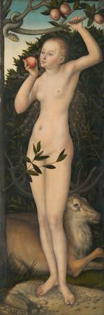 Lucas Cranach the Elder~Eve