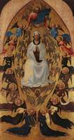 Masolino da Panicale~The Assumption of the Virgin