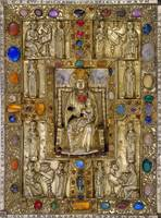 Master of the Berthold Sacramentary~Jeweled Bindin