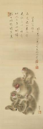 Mori Sosen~Monkeys