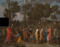 Nicolas Poussin~The Sacrament of Ordination (Chris