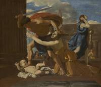 Nicolas Poussin~The Slaughter of the Innocents