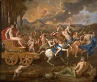 Nicolas Poussin~The Triumph of Bacchus