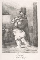 Nicolas Toussaint Charlet~Entry, or Lord Fat Cheek