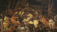 Paolo Uccello~Battle of San Romano