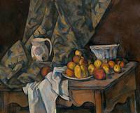Paul Cézanne~Still Life with Apples and Peaches