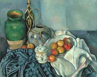 Paul Cézanne~Still Life with Apples