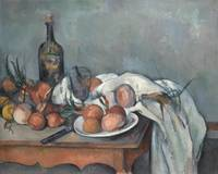 Paul Cézanne~Still Life with Onions
