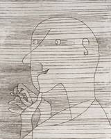 Paul Klee~Rechnender Greis (Old Man Counting)