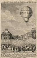 Pere Nicolau~The Marie-Antoinette hot air balloon