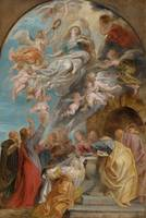 Peter Paul Rubens~Modello' for the Assumption of t