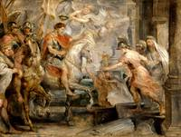 Peter Paul Rubens~Triumphant Entry of Constantine