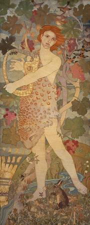 Phoebe Anna Traquair~The Progress of a Soul The En
