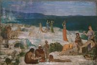 Pierre Puvis de Chavannes~Massilia, Greek Colony