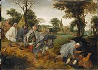 Pieter Bruegel (copy)~The Parable of the Blind