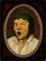 Pieter Bruegel the Elder (after)~Yawning Man