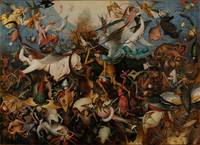 Pieter Bruegel the Elder~The Fall of the Rebel Ang