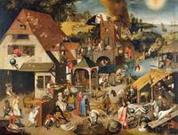 Pieter Brueghel the Younger~Proverbs