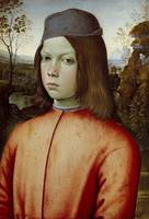 Pinturicchio~Portait of a Boy