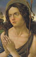 Raffaellino del Garbo~Saint John the Baptist