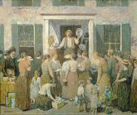 Robert Spencer~The Auction
