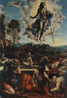 Il Sodoma~The Resurrection of Christ