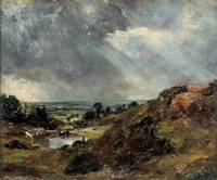 John Constable~Branch Hill Pond, Hampstead