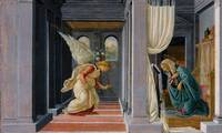 Sandro Botticelli~The Annunciation