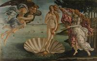 Sandro Botticelli~The birth of Venus